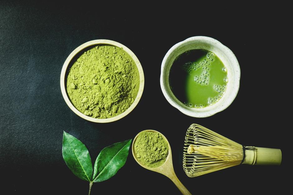 Canva - Matcha Green Tea